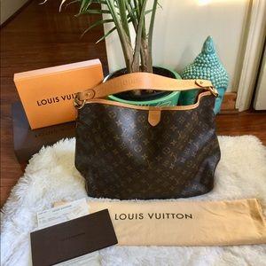 ✨ Louis Vuitton Delightful MM